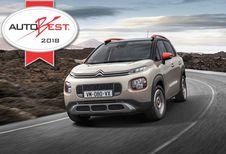 AutoBest 2018: overwinning voor Citroën C3 Aircross