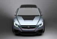 Er komt een nieuwe Subaru WRX STI en die zal er zo gaan uitzien