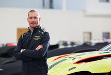Maxime Martin ruilt BMW voor Aston Martin