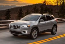 Jeep Cherokee : regard plus conventionnel