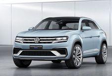 VW : bientôt un Tiguan Coupé ?