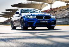 BMW M5 : record de piste à Shanghai