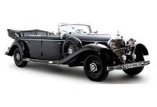 Enchères – Une voiture d'Hitler sous le marteau !
