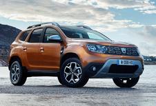 Autosalon Brussel 2018: Dacia (paleis 5)