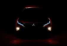Autosalon Brussel 2018: Mitsubishi (paleis 6)