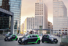Autosalon Brussel 2018: Smart (paleis 5)