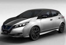 Nissan : une Leaf en tenue de sport dans les cartons ?