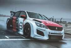 Peugeot: 350 pk voor de 308 TCR