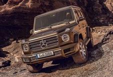 Veel te vroeg op het net: de nieuwe Mercedes G-Klasse