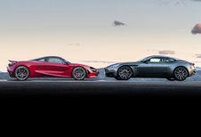 Aston Martin en McLaren zetten verkoopsrecords