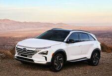Hyundai Nexo FCEV raakt 800 kilometer ver - update