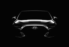 Ook nieuwe Hyundai Veloster krijgt hardcore N-variant