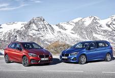 BMW 2-Reeks Active Tourer en Gran Tourer: facelift