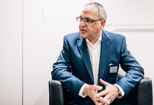 Salonbabbel met Eberhard Kern, baas van Mercedes-Benz Belux