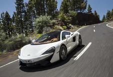 Wat doet het Handling Pack met de McLaren 570GT?