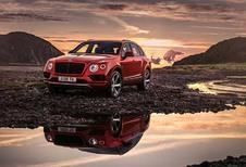 Bentley Bentayga : il se paie un V8 signé Porsche !