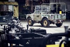 Land Rover is jarig en houdt een feestje