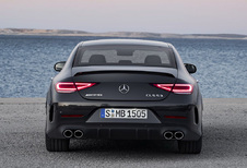 Hybride Mercedes-AMG CLS 53 heeft EQ Boost