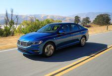 NAIAS 2018 – Volkswagen Jetta gaat MQB