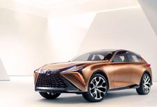 Concept LF1 Limitless wordt de Range Rover van Lexus