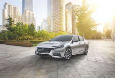 NAIAS 2018 – Honda Insight krijgt rijbereikuitbreider