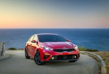 NAIAS 2018 – Kia Forte : mini-Stinger ?