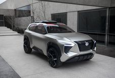NAIAS 2018 – Nissan Xmotion: 'compacte' SUV