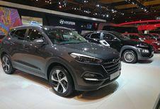 Hyundai merkt grote interesse voor benzine op autosalon