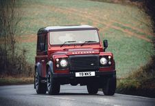 Land Rover Defender Works V8 : 150 exemplaires