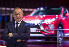 Salonbabbel met Tsunehiro Kunimoto, designchef van Mitsubishi