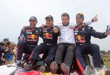 Carlos Sainz wint de