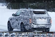 Range Rover : il arrive aussi en coupé !