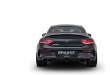 Brabus bekommert zich om de Mercedes-AMG C63 Coupé
