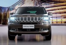 Jeep Grand Commander : les images