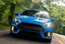 Focus RS : Ford prêt pour les réparations