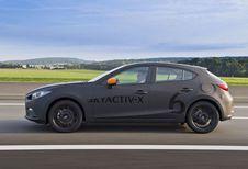 Mazda Skyactiv X : de 20 à 30% de consommation en moins