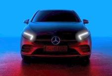 GimsSwiss 2018 - Mercedes dévoile le visage de sa Classe A