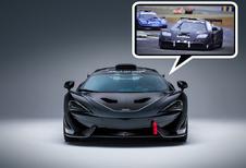 MSO X is geen gewone McLaren 570S