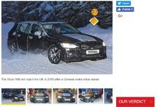 Volvo V60 : voici (enfin !) la relève