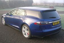 Tesla Model S : en break, pour 80.000€