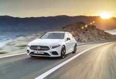 Gims 2018 - Mercedes Classe A : le luxe en classe compacte