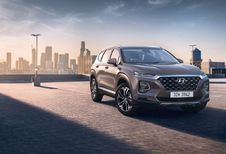 Gims 2018 - Hyundai Santa Fe : les premières images