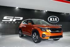 Kia SP Concept : le futur SUV indien