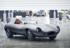 Jaguar relance une production de Type D