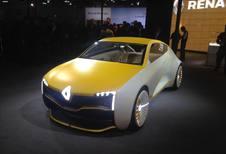 Renault The Concept: ontworpen door jonge designers