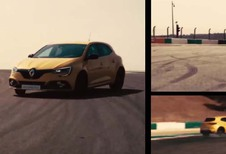 Renault Mégane R.S. speelt zijn eigen gangsterfilm