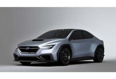 Subaru : oui à l'hybride rechargeable avec le boxer