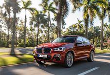 Gims 2018 – BMW X4 : allongé