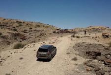 Videoverslag: Per Toyota Land Cruiser door Namibië
