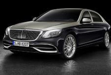 Mercedes-Maybach S-Klasse krijgt ook een facelift